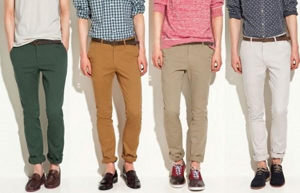 Estilos de pantalones de hombre perfectos
