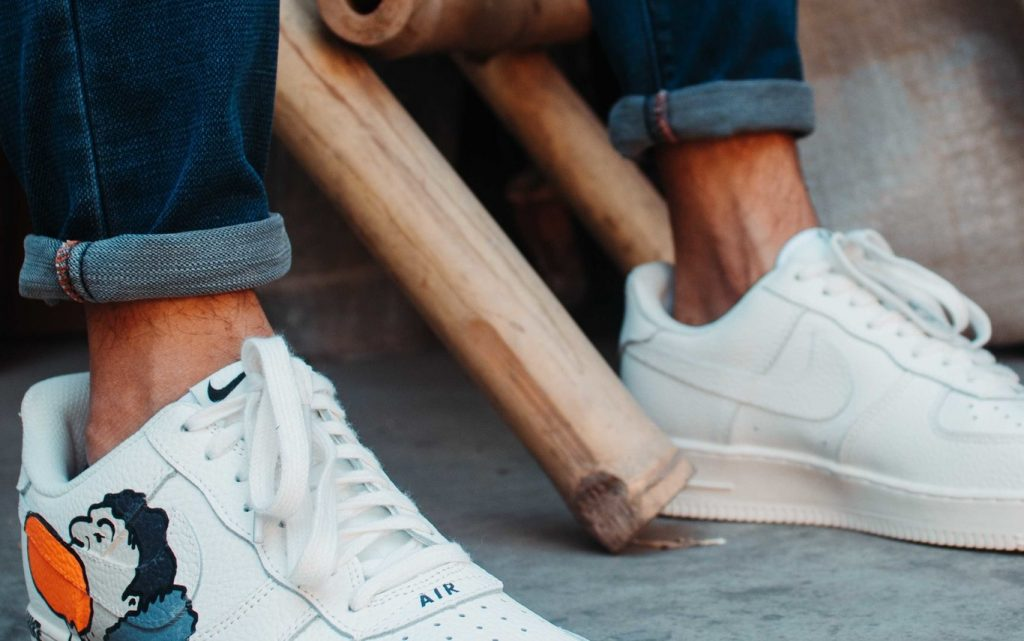 Dobladillos de pantalón de hombre