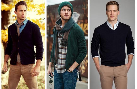 Qué ponerse debajo de un suéter de cuello V