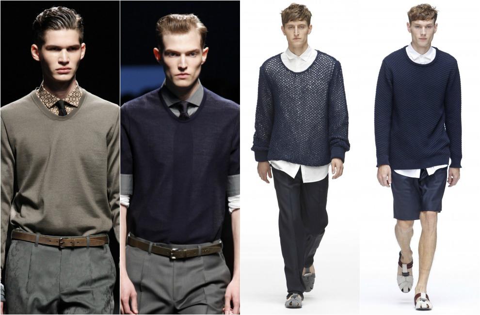 Qué suéteres para hombre son atractivos