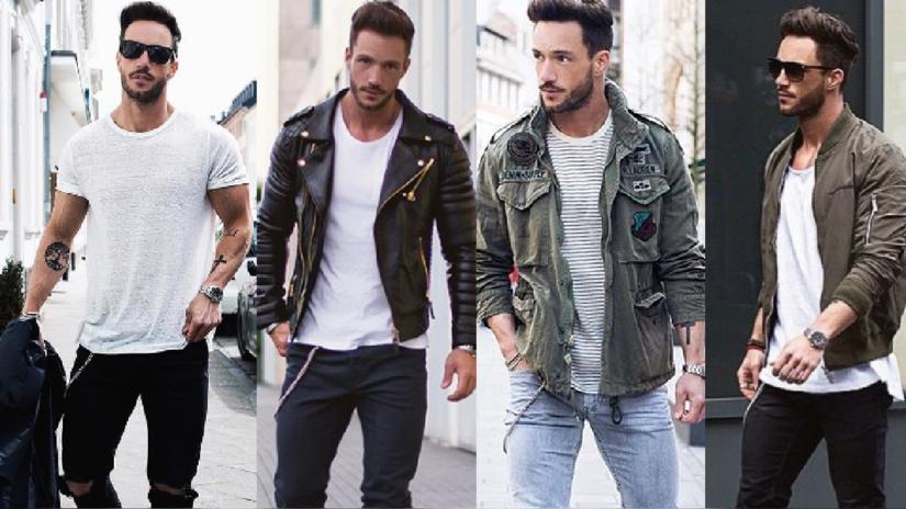 Ropa estilo hipster para hombres