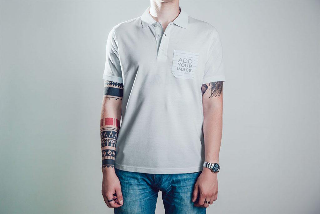 La guía de camisas polo para hombre
