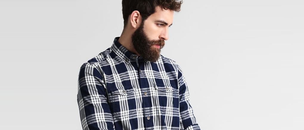 La camisa a cuadros es ideal para cualquier estilo