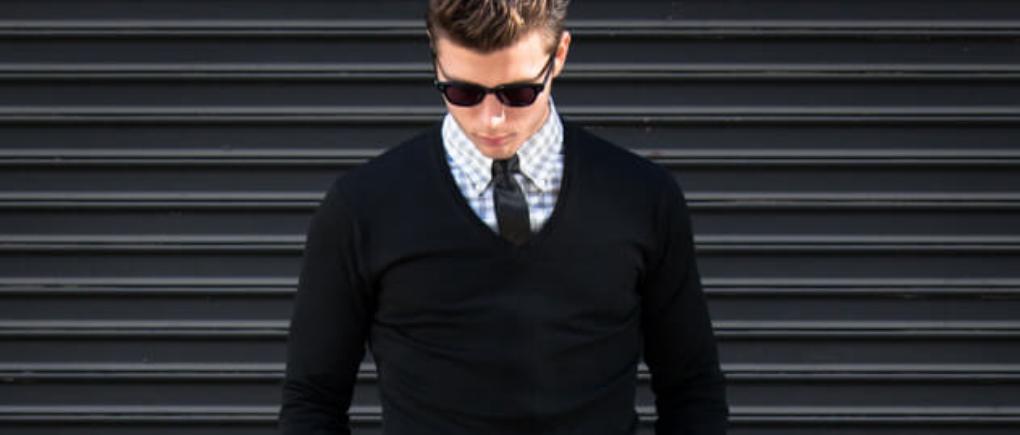 Suéteres para hombres más bajos