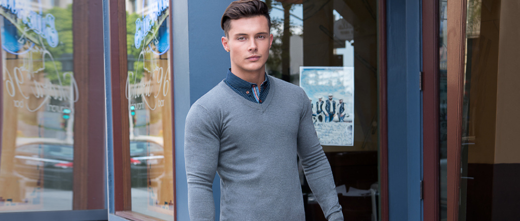 5 estilos de suéteres que todo hombre necesita
