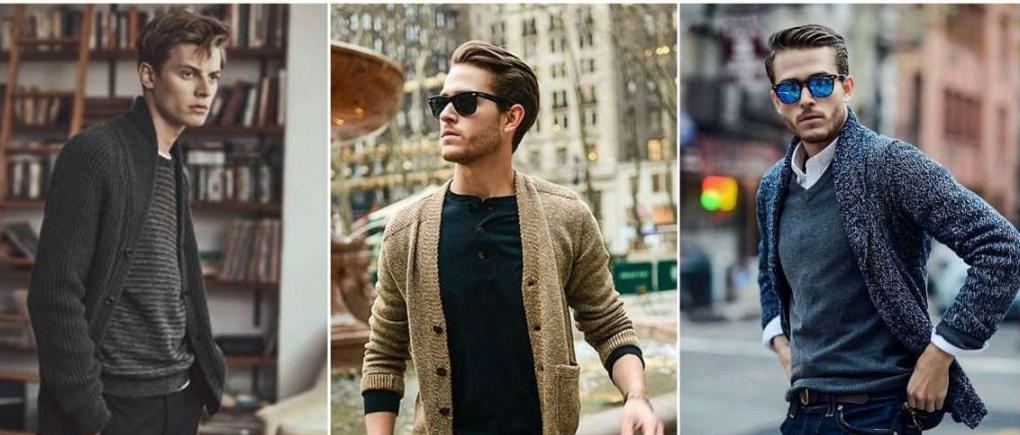 Cómo usar un suéter tipo cárdigan con estilo