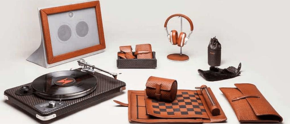 Artículos para hombre cartera y bolsas