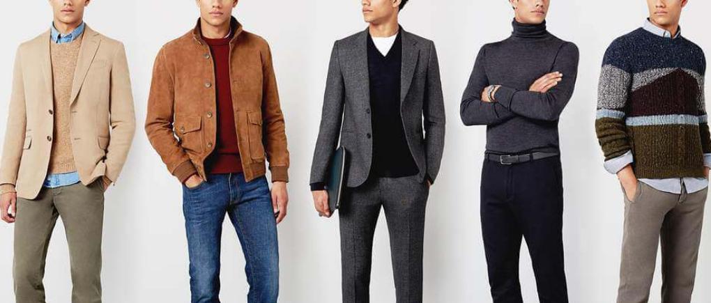 Estilos masculinos de ropa para la oficina