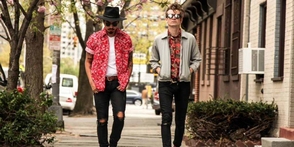 Vestimenta vintage en tendencia 2020