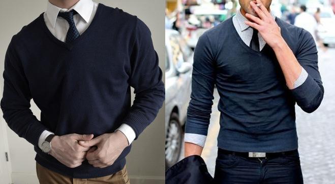 Los mejores materiales de suéter de hombre