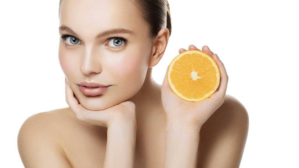 La vitamina C es buena para el colágeno